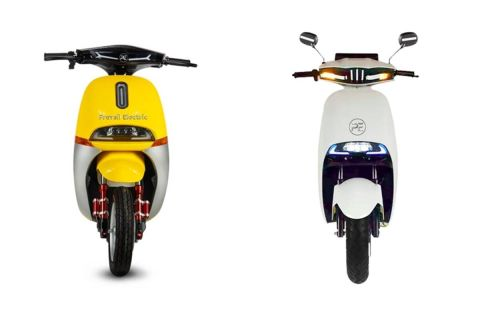 India's Prevail Electric launches three affordable electric scooters