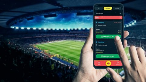Youngsters Interested in Sports Activities and Outcomes Turn on Online Sports Betting
