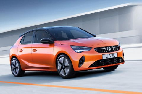 """Opel plans to start 'Corsa-e' production in """"early 2020"""""""