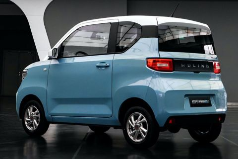 Wuling Hong Guang MINI EV sells over 30,000 units in July in China