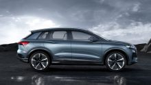 Audi: Production model of Q4 e-tron will be manufactured at Zwickau factory