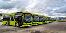 Chinese automaker BYD receives its first e-bus order from Germany