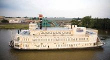 "Caesars sells ""Belle of Baton Rouge"" riverboat casino to CQ Holding Company"