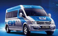 SAIC's British subsidiary LDV presents EV30 electric van in UK