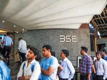 Black Monday for Indian Stocks as BSE Sensex Closes Nearly 4,000 points lower