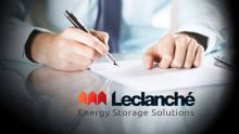 Leclanché to supply battery systems to Bombardier for rail projects
