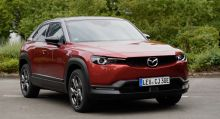 Mazda to reintroduce rotary engine as EV range extender in MX-30 crossover