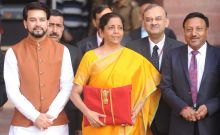 Union Budget 2020 Reactions by L&T Infotech, Syndicate Bank and Indian Bank