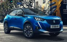 Nearly 70% of Peugeot models to be electrified by end of 2021