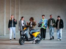 Piaggio One e-scooter to be available in three trims