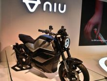 Niu Technologies expected to roll out RQi electric motorcycle later this year