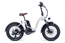Rad Power's RadMini e-bicycle comes packed with power, comfort & utility