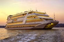 Delta Corp. to replace Deltin Caravela with larger floating casino on Goa's Mandovi River in 2021