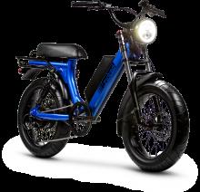 Juiced Bikes showcases Juiced Scorpion with 75-mile range