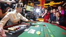 Singapore gambling raids result in detention of several people, seizure of cash & computers