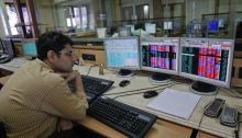 Indian Market Closes Down After Gap-up Opening