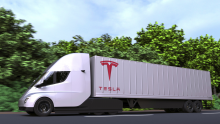 Elon Musk raises doubts on Tesla's ability to produce Semi electric trucks this year