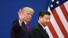 President Trump Talks About New Tariffs on China