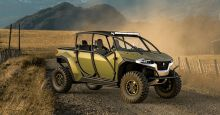 Design firm Martin Technologies to work on Volcon's upcoming electric UTVs