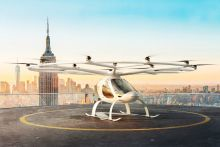 Volocopter shares plan to bring all-electric flying taxies to U.S., starting with Los Angeles