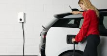 ABB India's smart Terra AC wall box charger available with Audi e-tron EVs