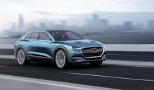 FAW-Volkswagen plan to start Audi e-tron production in China in 2020