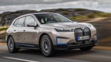 BMW iX e-SUV deliveries may start sooner than previously announced