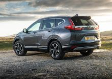 Honda introduces new CR-V Hybrid model in US