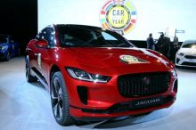 Jaguar Land Rover's all-electric I-Pace SUV finally available in India, priced at Rs105.9 lakh