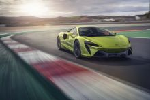 McLaren says its Artura PHEV will rewrite rulebook on what an electrified supercar can be