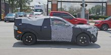 Ford publishes first images of 'Mustang-inspired' EV prototype