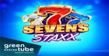 Greentube's Sevens Staxx