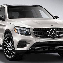 Mercedes launches premium SUV GLC in Indian Market