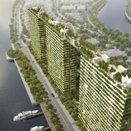 Green Building Segment Remains Small in India: ANAROCK
