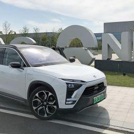NIO reports 95% y-o-y jump in EV sales in May 2021