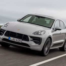 Porsche luxury crossover SUV Macan going fully electric