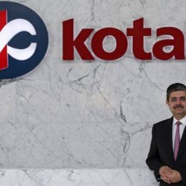 Uday Kotak: Retail and Institutional Investors Have Lifted Markets despite Economic Uncertainty
