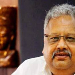 Rakesh Jhunjhunwala: We are at the Start of a Bull Market