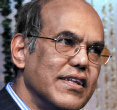 RBI Governor, Dr D. Subbarao