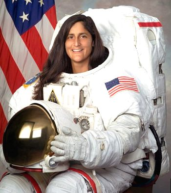 Sunita Williams & Sharma To Be A Part Of 58th IAC At Hyderabad ...