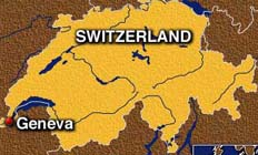 Geneva regional bank reports lower profits, but large net inflows