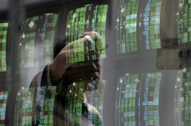 Taiwan stocks surge 6.74 per cent for biggest gain in 18 years