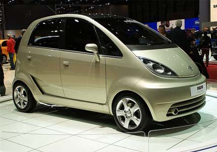 Tata's Nano, one man's gain, another's loss