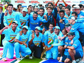 Team India File Photo