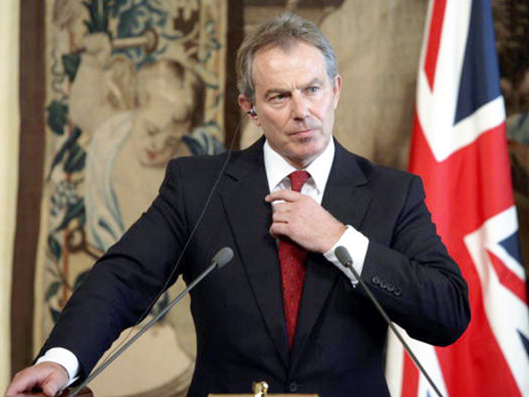 tony blair3 I read the Holy Quran everyday: Tony Blair