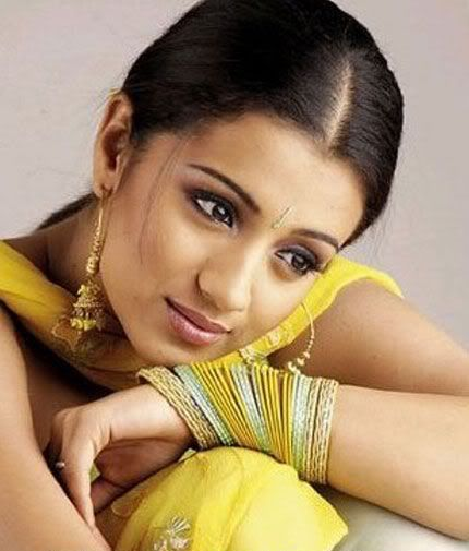 South Indian actress Trisha has recently made her debut in the Hindi    Trisha Movies