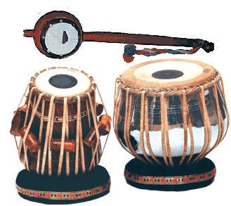 Jalandhar Tumbi and Tabla