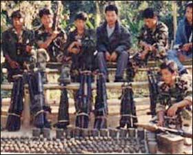 Faced with counter insurgency operation, ULFA cadres step up atrocities in Assam