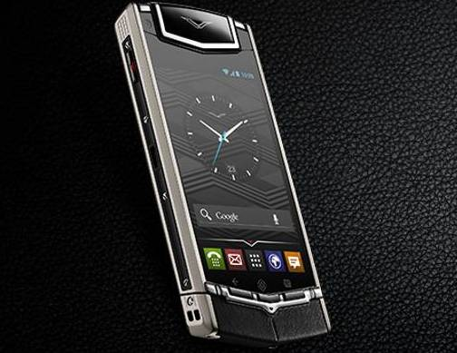 Vertu launches new Vertu TI in India at Rs 6,49,990