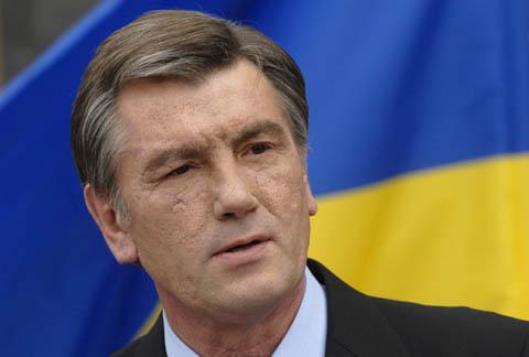 Ющенко хотели пустить на шашлык?